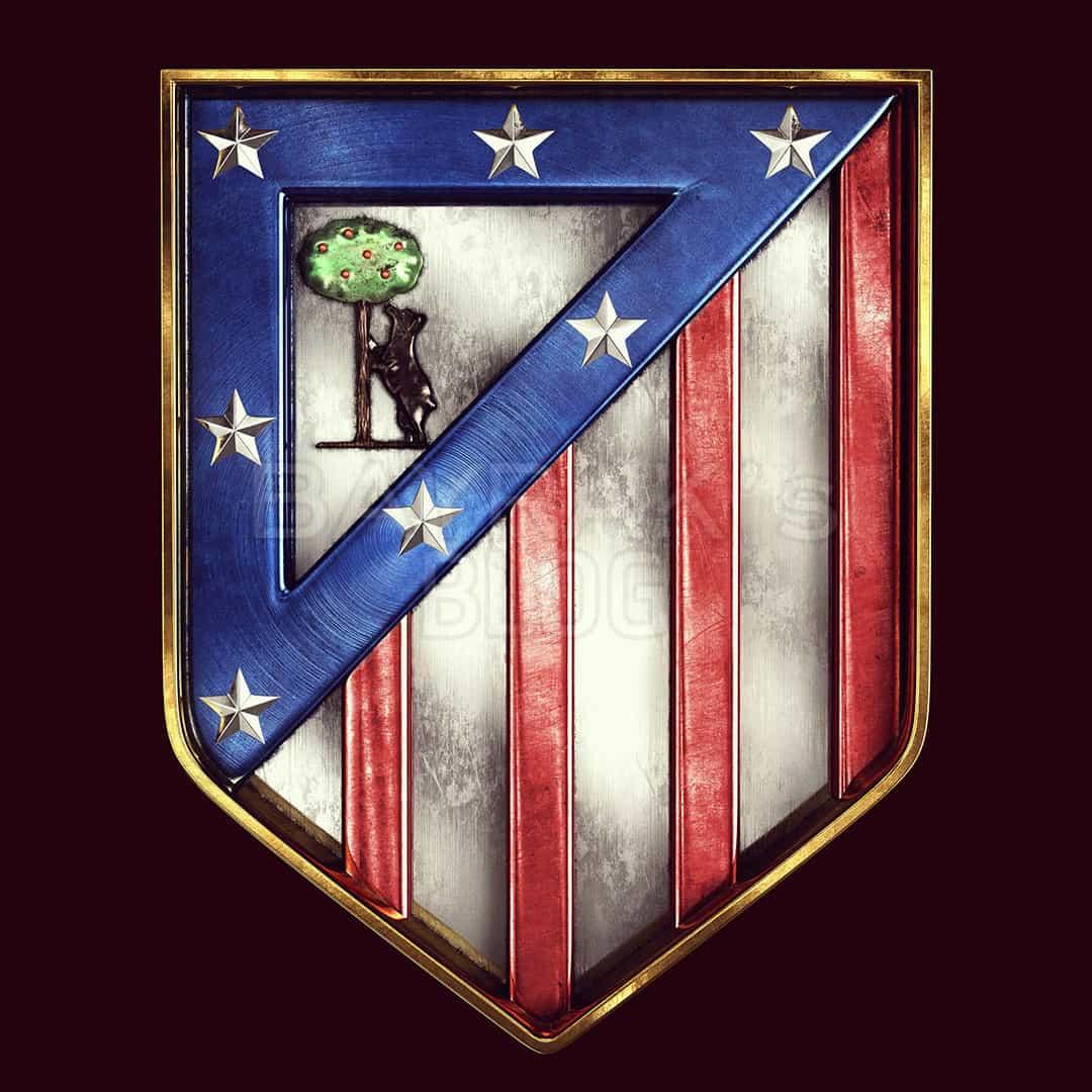 atletico madrid logosu