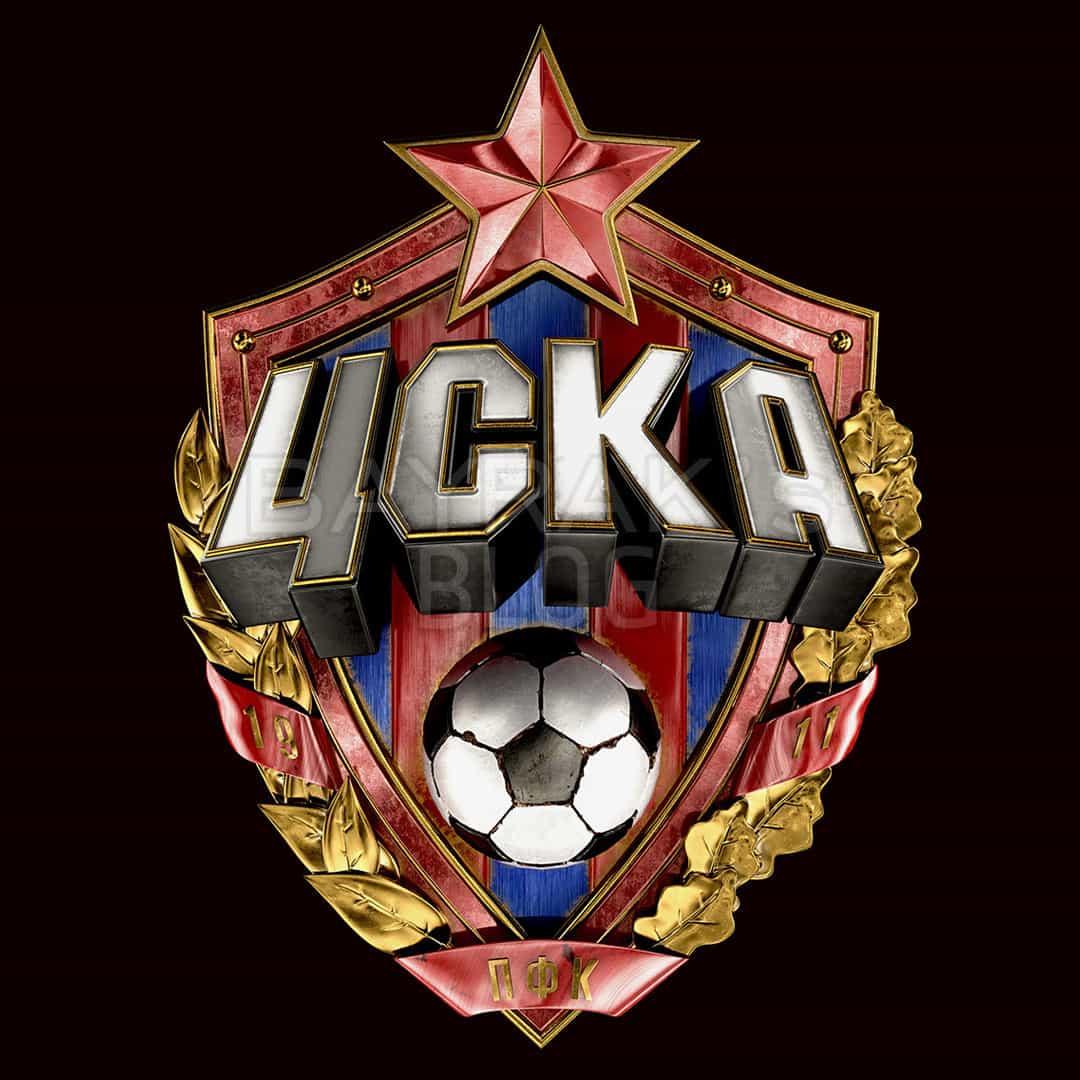 cska moskova logosu