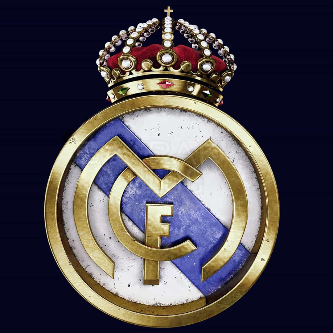 real madrid logosu